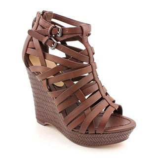 True Religion Women's 'Sage' Leather Sandals