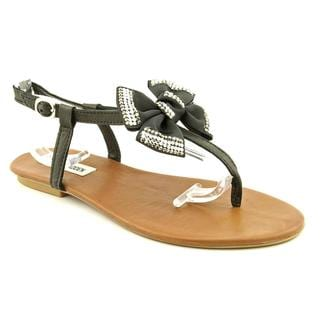 Steve Madden Women's 'Blinggy' Leather Sandals