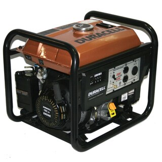 Duracell 3500-watt Peak 4 Stroke Compact Inverter Generator
