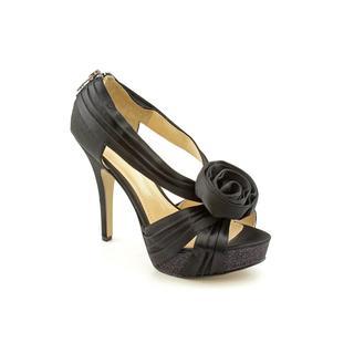 Enzo Angiolini Women's 'Slendor' Satin Platform Dress Shoes