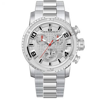 Oceanaut Men's Impulse Silver Watch
