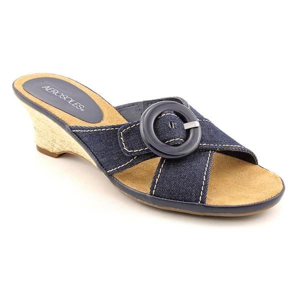 Aerosoles Women's 'Citizen' Leather Sandals