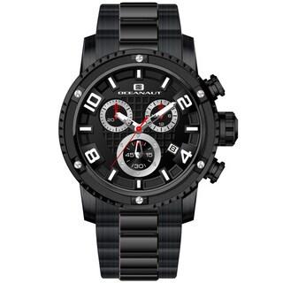 Oceanaut Men's Impulse Black Watch