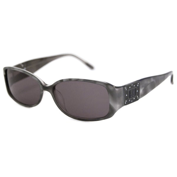 Givenchy Women's SGV707T Rectangular Sunglasses