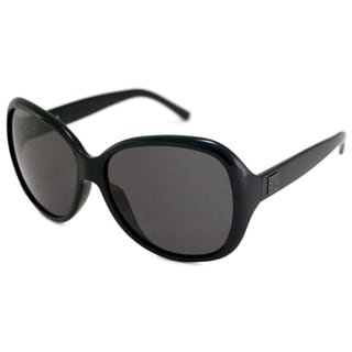 Givenchy Women's SGV764 Polarized/ Rectangular Sunglasses
