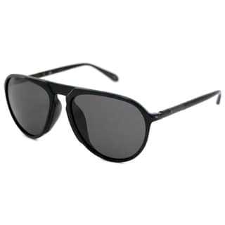 Givenchy Men's SGV776 Polarized/ Aviator Sunglasses