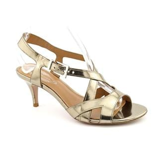 Elie Tahari Women's 'Alexandra Sandal' Leather Dress Shoes