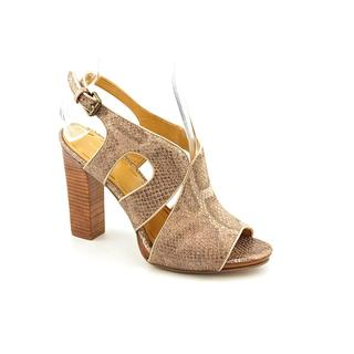 Nine West Danee Gold Synthetic Shoes for Women