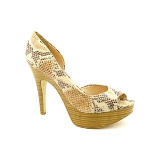 INC International Concepts Women's 'Denise' Animal Print Dress Shoes
