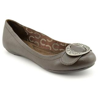 Dr. Scholl s Women s Schroll Leather Casual Shoes - Wide (Size 9