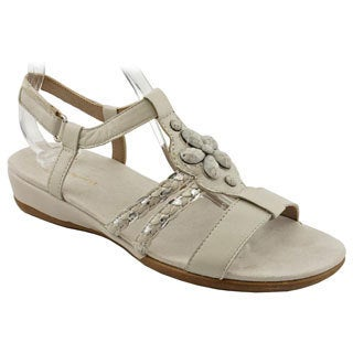 Easy Spirit Women's 'Hottie' Leather Sandals