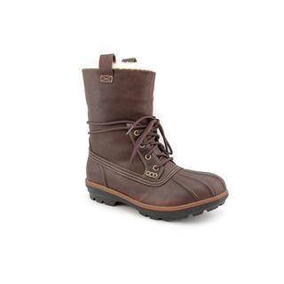 Cole Haan Men's 'Air Scout.Boot' Leather Boots (Size  8.5 )