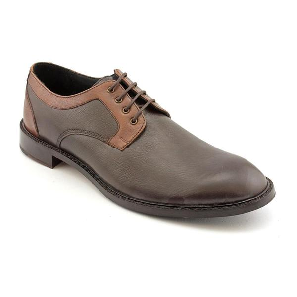Robert Cameron Men's 'Partner' Leather Casual Shoes - Wide (Size 12 )