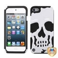 BasAcc Ivory White/ Black Case for Apple iPod Touch 5th Generation