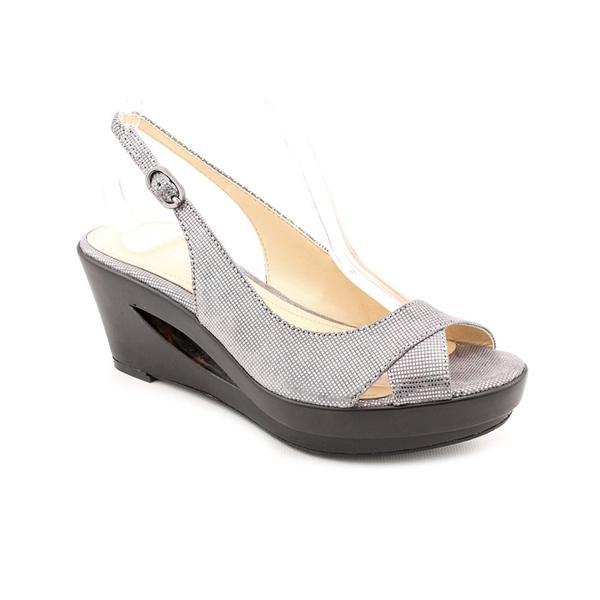 Calvin Klein Women's 'Rosaria' Leather Sandals