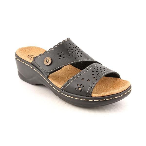 Clarks Women's '60210' Leather Sandals