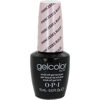 OPI Gelcolor Princesses Rule Soak-Off Gel Lacquer
