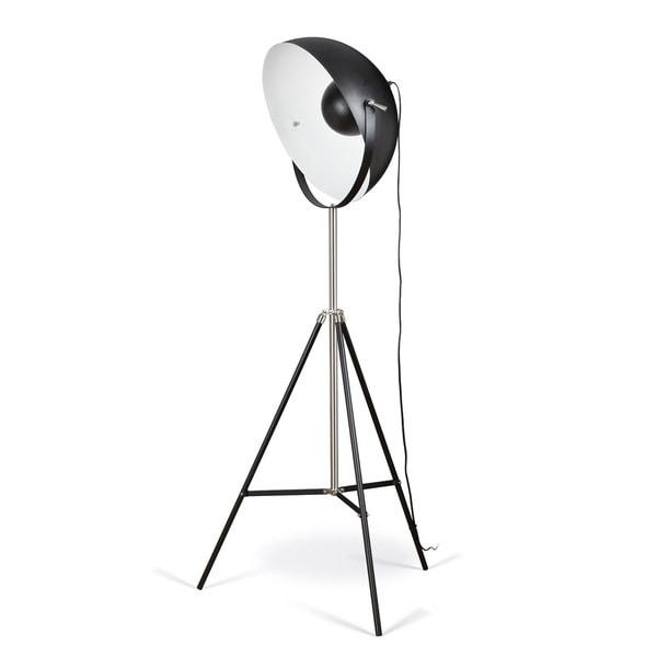 Artiva USA Jumbo Studio/ Tripod 72-inch Metal Floor Lamp