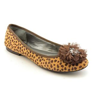 Enzo Angiolini Women's 'Camson' Animal Print Casual Shoes