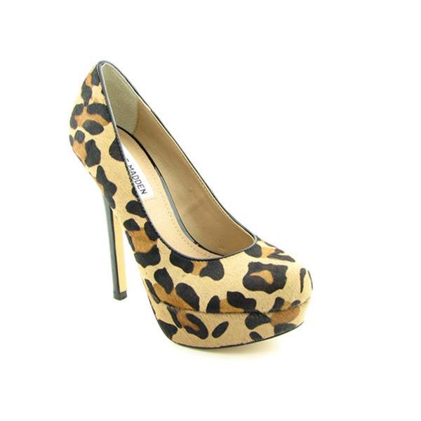 Steve Madden Women's 'Bevv' Hair Calf Dress Shoes (Size 7.5)