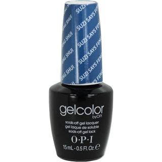 OPI Gelcolor Suzi Says Feng Shui Soak-Off Gel Lacquer