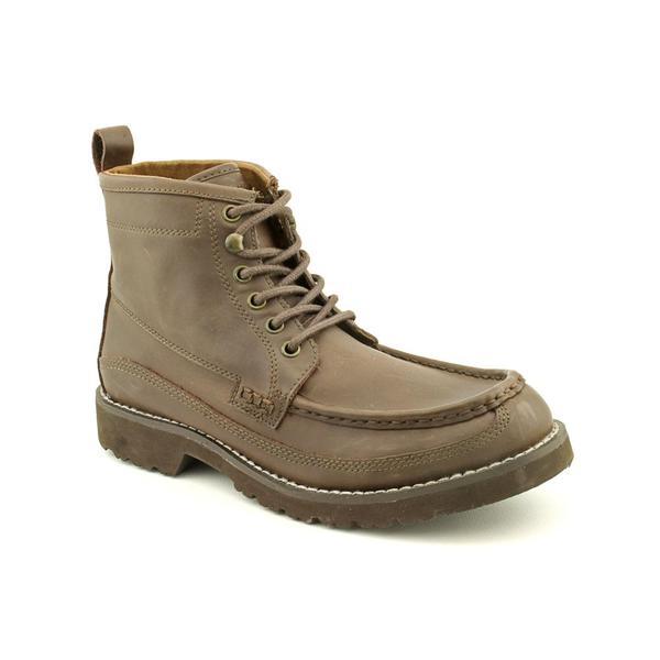 Tommy Hilfiger Men's 'Henrich' Leather Boots (Size 8.5 )
