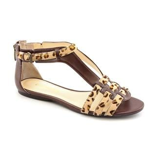 Enzo Angiolini Women's 'Pandi' Man-Made Sandals (Size 6 )