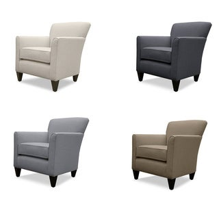Gillian Linen Lounge Chair