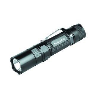Fenix PD32 340 Lumen PD Black Flashlight