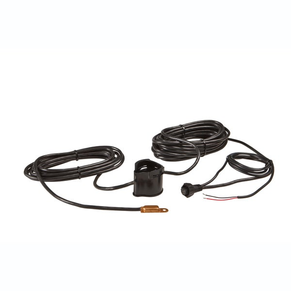 Lowrance PDRT-WSU 83/200 Khz Pod Style Remote Temperature Transducer