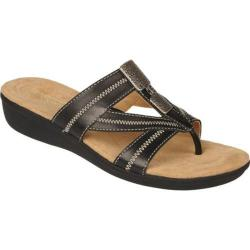 Women's Naturalizer Waylon Black Atanado Vegetable Leather