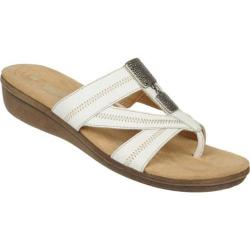 Women's Naturalizer Waylon White Atanado Vegetable Leather