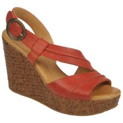 Women's Naya Estra Capsicum Souvage Leather