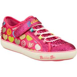 Girls' Skechers Bella Ballerina Curtsies Sugarspin Pink/Multi