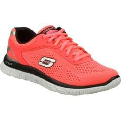 Women's Skechers Flex Appeal Love Your Style Pink