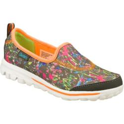 Girls' Skechers GOplay Frisky Gray/Multi