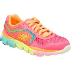 Girls' Skechers GOrun ride Ultra Pink/Multi