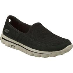 Men's Skechers GOwalk 2 Black/Gray