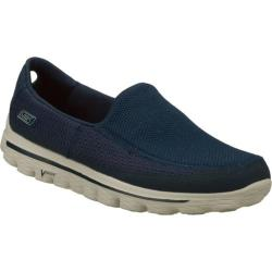Men's Skechers GOwalk 2 Navy/Gray