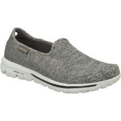 Women's Skechers GOwalk Interval Gray/Gray