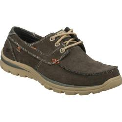 Men's Skechers Relaxed Fit Superior Darcio Gray