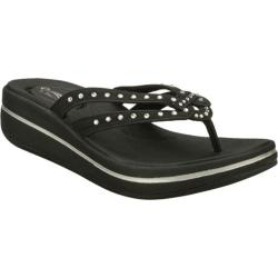Women's Skechers Relaxed Fit Upgrades Goal Oriented Black