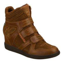 Women's Skechers SKCH Plus 3 Lone Ranger Brown