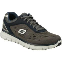 Men's Skechers Synergy Power Shield Gray/Navy