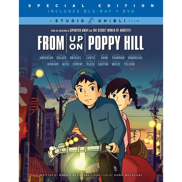 From Up on Poppy Hill (Blu-ray/DVD) 11199342