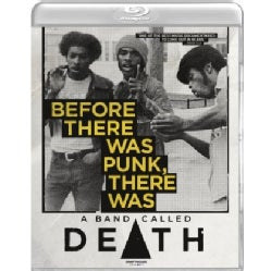 A Band Called Death (Blu-ray Disc)