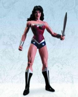 Justice League Wonder Woman Action Figure (Toy)