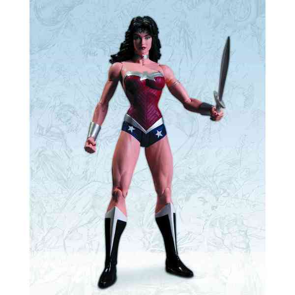Justice League Wonder Woman Action Figure (Toy) 11199621
