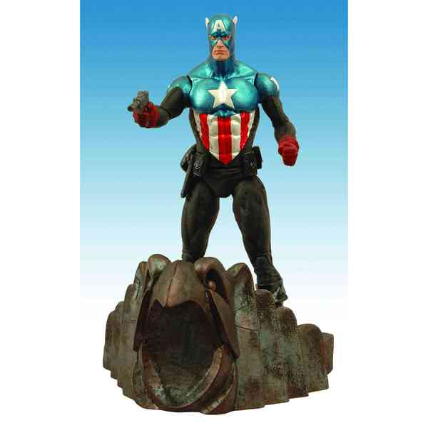 Marvel Select Captain America Action Figure (Toy) 11199625
