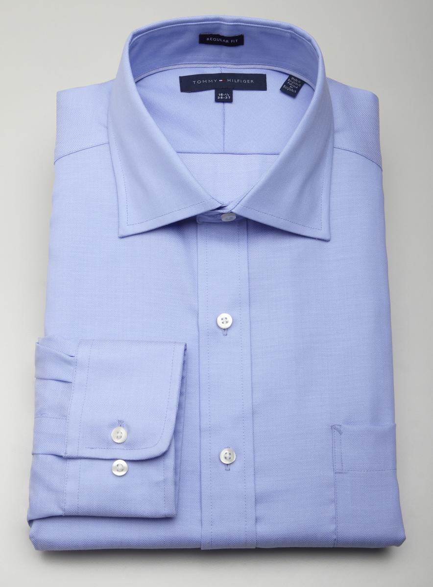 Tommy hilfiger non iron shirts for Cheap tommy hilfiger dress shirts